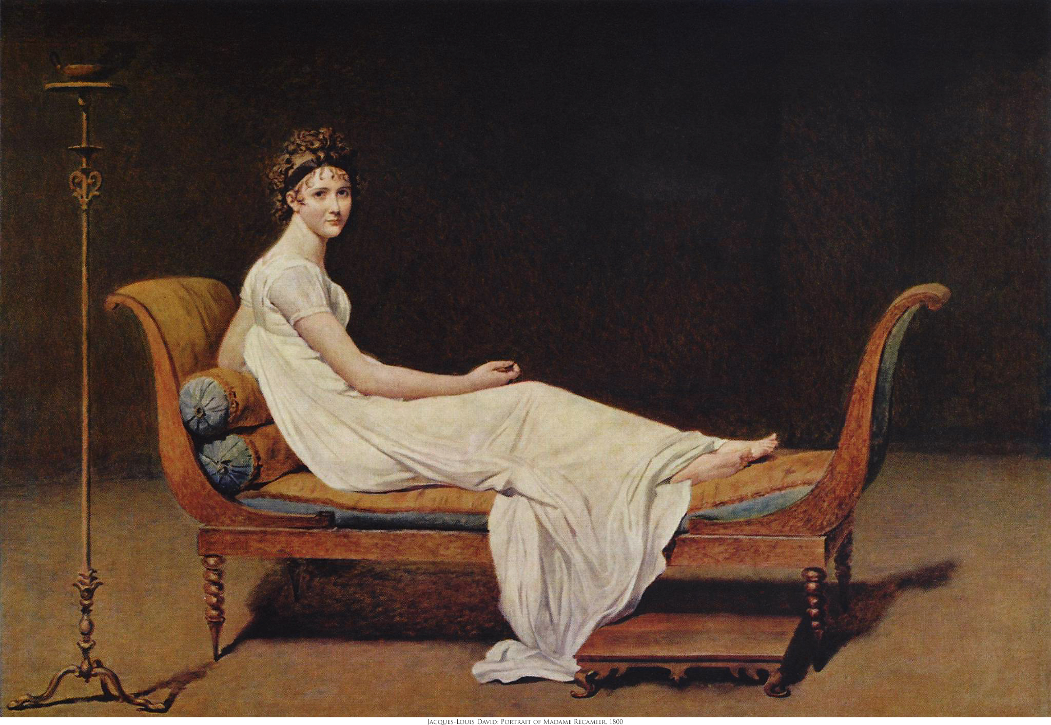 paintings grande odalisque and resting girl The avant-garde in the 19th century his la grande odalisque (1814, 64) is a voluptuous portrayal of a nude woman posed as a harem girl.