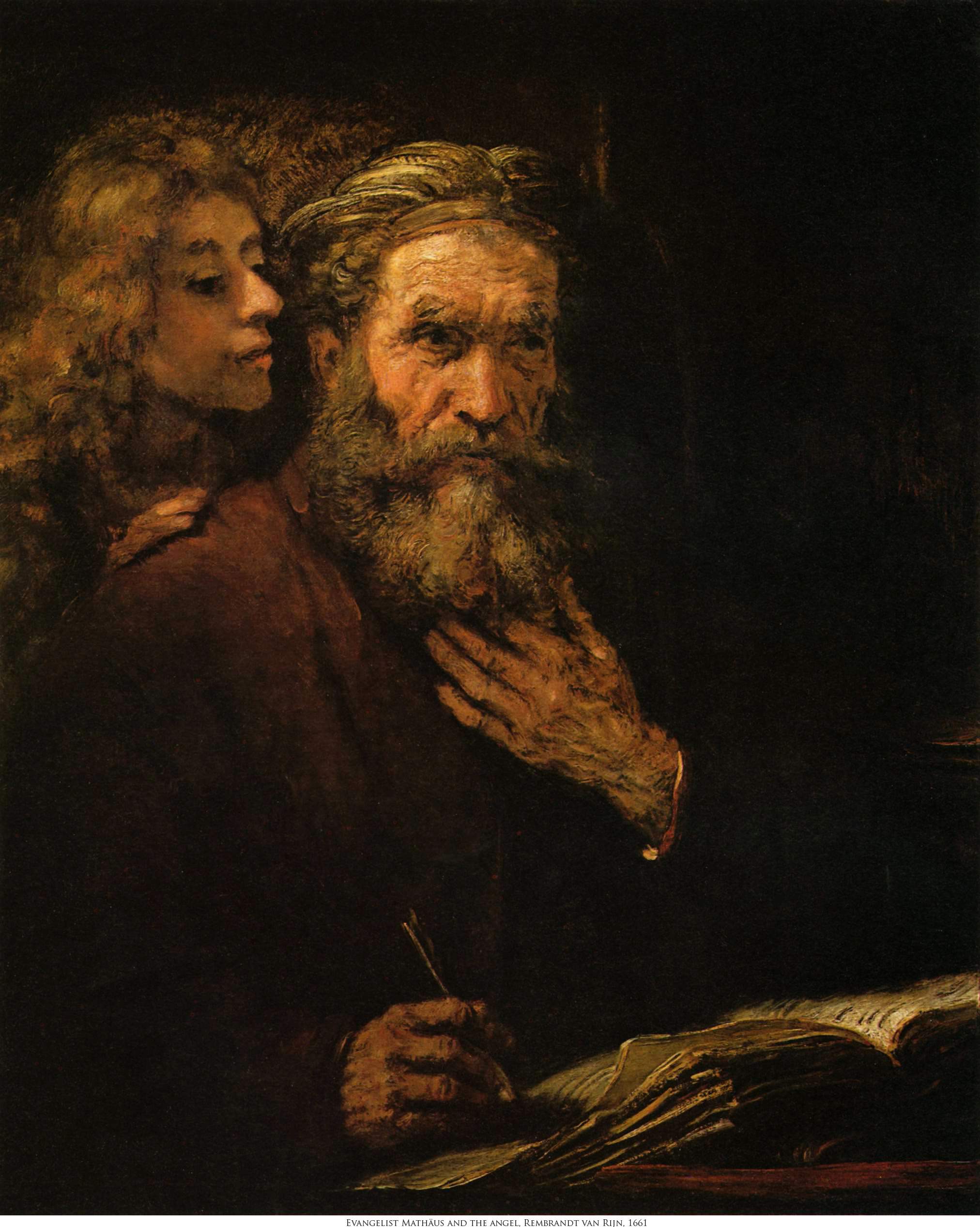 Pictures Of Rembrandt Paintings